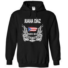 JUANA DIAZ - Its where my story begins! - T-Shirt, Hoodie, Sweatshirt