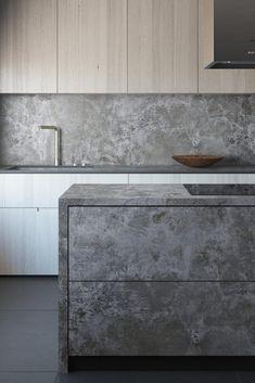 #kitchen | Dekton Industrial Surfacing