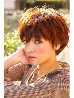Asian Short Hair, Short Thin Hair, Short Grey Hair, Short Hair Styles Easy, Short Hair With Layers, Short Hair Cuts For Women, Curly Hair Styles, Haircuts For Fine Hair, Cute Hairstyles For Short Hair