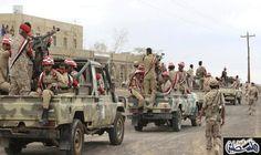 الحوثيون يلجأون لتفجير الجسور والعبارات فى البيضاء لمنع تقدم الجيش اليمني: الحوثيون يلجأون لتفجير الجسور والعبارات فى البيضاء لمنع تقدم…