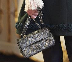 "Chanel  Pre-Fall 2015 bag from the ""Metiers d'Art Paris-Salzburg Collection"""