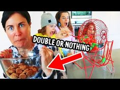 RISK YOUR COOKIES TO DOUBLE THEM (OR LOSE THEM) Challenge By The Norris Nuts - YouTube