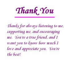 1000+ images about Thank you quotes on Pinterest | Thank ...