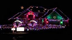 Yahoo! Video Detail for Worlds best Christmas light display to music