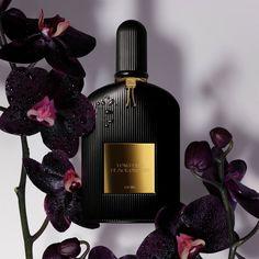 Tom Ford Black Orchid, Parfum Tom Ford, Tom Ford Beauty, Perfume Collection, Fragrance Parfum, Parfum Spray, Body Spray, Black Glass, Truffles