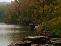 Sulphur Springs fall