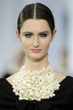Chanel Spring Summer 2013 Pearls