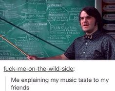 Yup pretty much but mine consists of kpop, anime openings, vocaloid and rock music so it's quite a variety