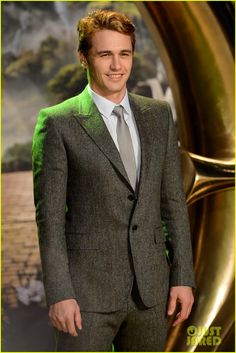 James Franco - Oz the Great & Powerful' UK Premiere