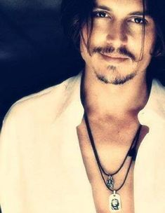 Johnny Depp. He's amazing.