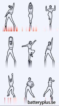 Zumba Fitness, Fitness Workouts, Gym Workout Videos, Gym Workout For Beginners, Fitness Workout For Women, Easy Workouts, At Home Workouts, Fitness Studio Training, Cardio Training
