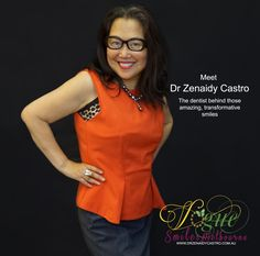 #DrZenaidyCastro #Melbourne Dentist Clinic #Dentist Melbourne #Dentist Melbourne CBD Central  #Cosmetic Dentist Melbourne