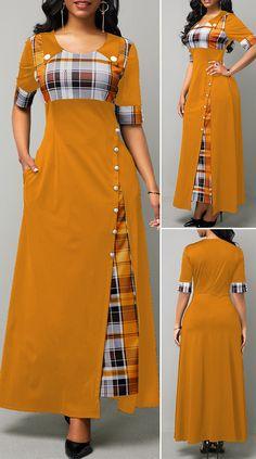 Beautiful Dress Designs, Stylish Dress Designs, Beautiful Dresses, Frock Fashion, Women's Fashion Dresses, Outfits Dress, Long African Dresses, Latest African Fashion Dresses, Designer Party Wear Dresses