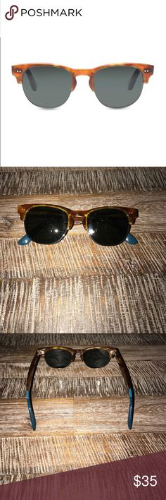 Toms Lobamba Sunglasses Frame Color- Brown Tortoise. Lens Color- Brown Lenses in fair condition- small light scratches/marks on both lenses. Still great to wear. Toms Lobamba. Toms Accessories Sunglasses