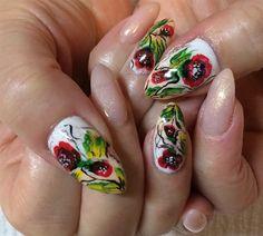 Day 315: Remembrance Day Nail Art - - NAILS Magazine