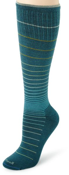 AmazonSmile: Sockwell Women's Circulator Compression Socks, Espresso, Medium/Large: Sports & Outdoors