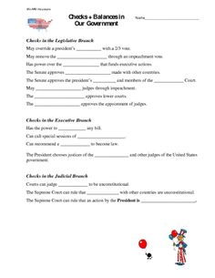 Worksheet Branches Of Science Worksheet the ojays branches and worksheets on pinterest three government checks balances worksheet