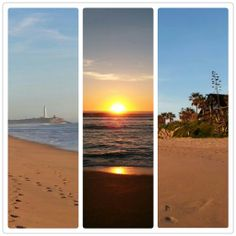100. #veranoenAndaluciaES El faro de Trafalgar, Cádiz, by Amanda López Ures