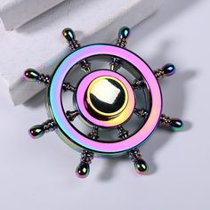 SHARE & Get it FREE   Rudder Shaped EDC Finger Gyro Fidget SpinnerFor Fashion Lovers only:80,000+ Items • New Arrivals Daily • Affordable Casual to Chic for Every Occasion Join Sammydress: Get YOUR $50 NOW!