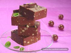 Domaća čokolada ~ Recepti i Savjeti Best Dessert Recipes, Fun Desserts, Cookie Recipes, Russian Recipes, Homemade Chocolate, Soul Food, Cravings, Recipies, Deserts