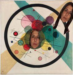 Mis ilusiones y mis ideas nocturnas son los circulos del Bauhaus de Kandinsky y yo floto entre ellos.