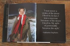 Tomboy Style: WORD | Katharine Hepburn: Rebel Chic