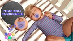 """miguel-creations-ts4: """" Philips Avent Soothie Pacifier *Many thanks @emysimss for allowing me to convert your creation! ———————————————————- • Outfit type 1° Glasses ———————————————————- • Thanks Emysimss ———————————————————- ORIGINAL TS3:..."""