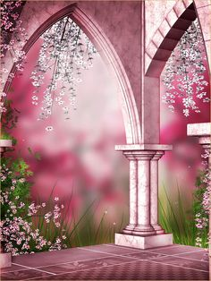 Flowers Part of Castle Photography Backdrops Photo Props Studio Background Wedding Background Images, Studio Background Images, Fantasy Background, Background Images For Editing, Art Background, Photography Studio Background, Photography Backdrops, Photo Backgrounds, Wallpaper Backgrounds