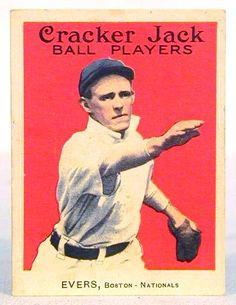 I enjoy old baseball cards.
