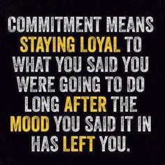 #staycommitted