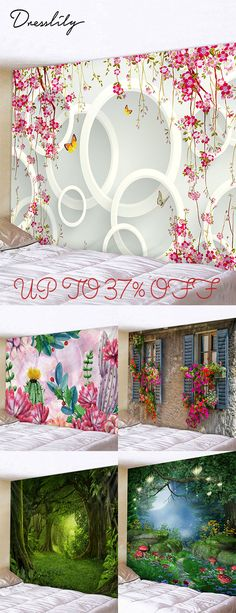 Home Decor: Artificial Flowers, Wall Stickers, LED Night Lights Cheap Online Sale Bedroom Decor, Wall Decor, Decor Room, Home Decor, Interior Design Living Room, Living Room Designs, Street Art Banksy, Sea Glass Crafts, Acrylic Painting Lessons