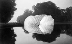Yoshihara Mckee Architects floating pavilion.