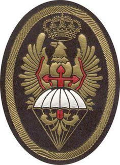 """BRIPAC VI- Brigada de Infantería Ligera Paracaidista """"Almogavares"""" VI  1978-1991"""