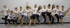 SBDC gets silly in the studio. Dancers!