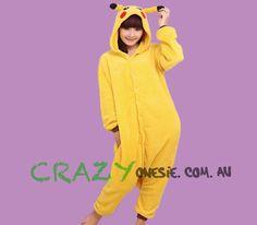 Mens Onesie, Onesie Costumes, Cute Onesies, Different Styles, Pikachu, Delivery, Australia, Facebook, Store