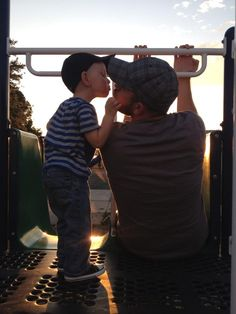 Very Best Father and Son!