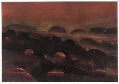 Landscape the Olgas 1972 by David Blackburn A Level Exams, Robert Smithson, Aqa, A Level Art, Land Art, Illusions, Landscapes, Art Gallery, David