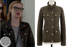Shop Your Tv: Under the Dome: Season 1 Episode 1 Samantha's Button Down Jacket
