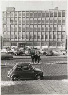 Politiebureau/Markendaalseweg