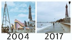 13 years on we returned to #Blackpool for the ICE #NorthWest awards. We provided the ground investigation for the defences that will continue to protect the seafront for generations to come #engineering