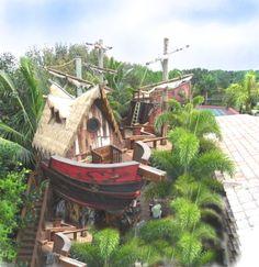 ship treehouse - Google Search