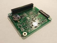 E-paper display HAT for the Raspberry Pi