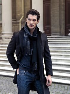 David Gandy would make a great V...unfortunately he's an underwear model ><'