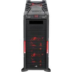 Gabinete Gamer STRIKE X ADVANCE EN58025 Preto AEROCOOL - 55348