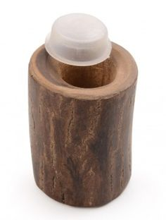 Wooden Salt & Pepper Dispenser-Set of 5
