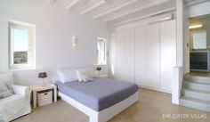Luxury Antiparos Villas, Antiparos Villa Fitzgerald, Cyclades, Greece