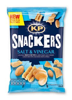 KP Snackers Salt  Vinegar