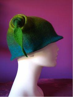 Farb-und Stilberatung mit www.farben-reich.com - Pam de Groot: Leaf hat