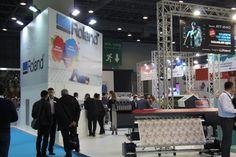 Roland, En Yeni Ürünlerini FESPA Eurasia 2014'te Sergiledi