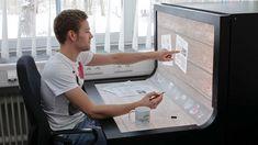 Is dit het bureau van de toekomst? -